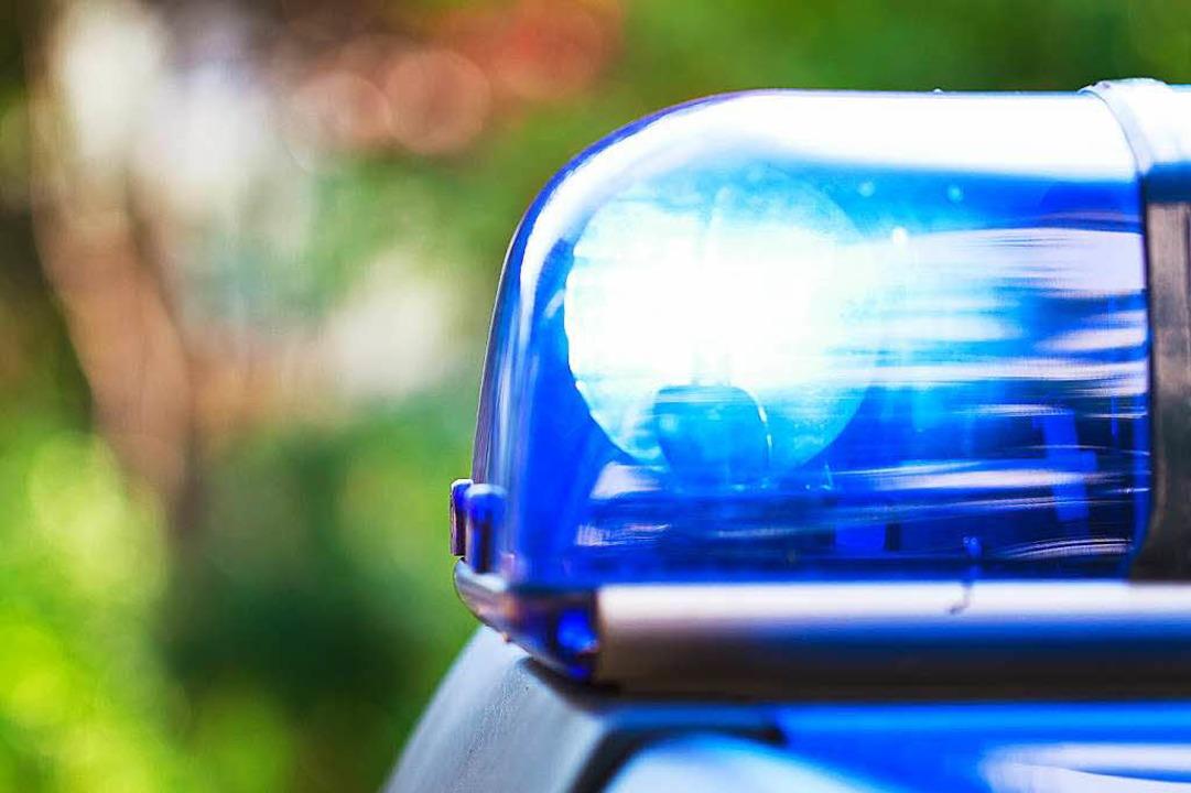 Einsatz für die Polizei. (Symbolbild)  | Foto: Dominic Rock