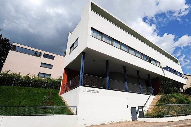 Weltkulturerbe-Status für Le Corbusier-Häuser in Stuttgart