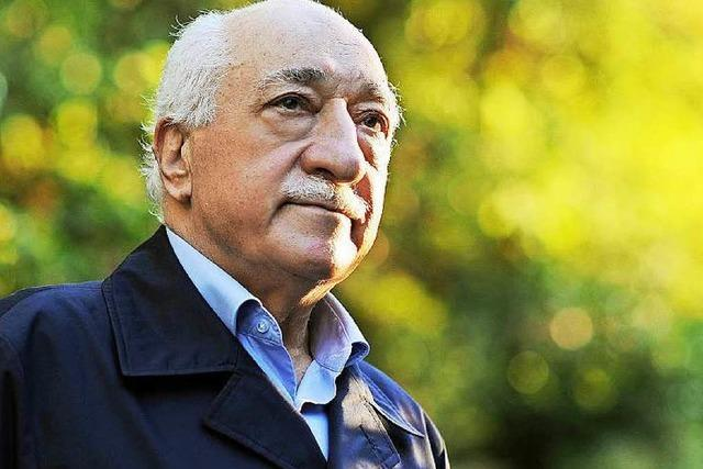 Erdogan fordert Auslieferung: Wer ist Fethullah Gülen?