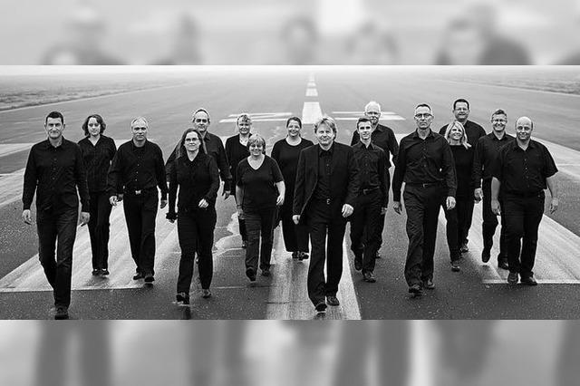 Freiburger Akkordeon Orchester und das Ensemble Variable bieten Uraufführungen