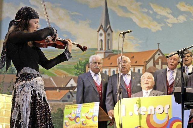 Eine musikalische Reise rund um den Kaiserstuhl