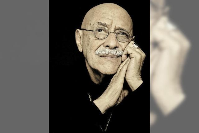 Konzertlesung mit Auszügen aus seiner Biografie im Salmen