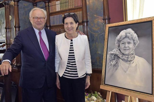 Brigitte Petri ist als Burda-Betriebsratsvorsitzende verabschiedet worden