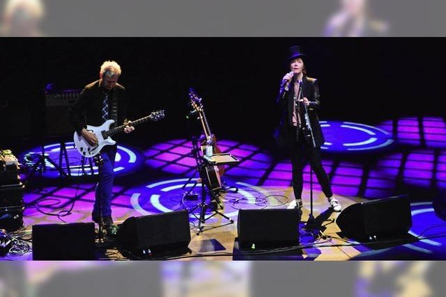 WO DIE MUSIK SPIELT: Für Konzerte, die den Schutz des Gebäudes brauchen