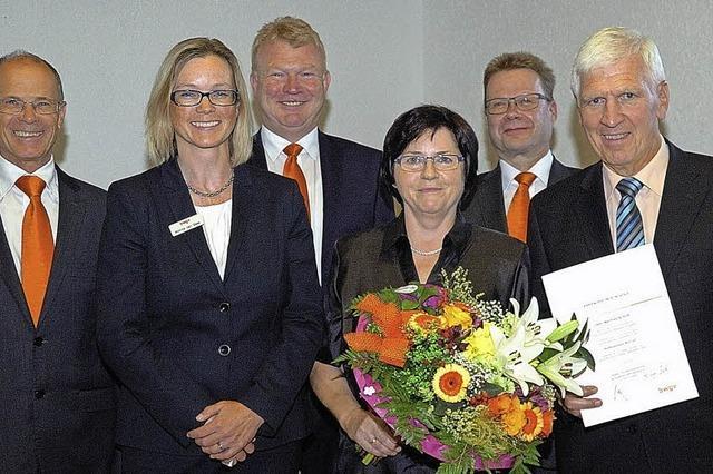 Die Raiffeisenbank Wyhl ist zufrieden mit dem Geschäftsjahr 2015
