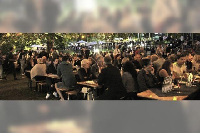 4000 Besucher beim Sektfestival