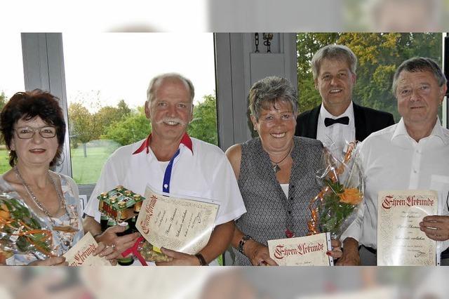 Aerobicabteilung feiert 25. Geburtstag in Wallbach
