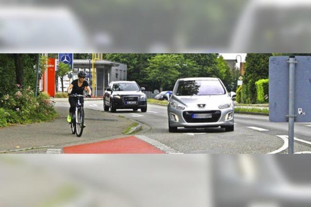 Welche Stellein in Gundelfingen für Radler und Fußgänger besonders gefährlich sind