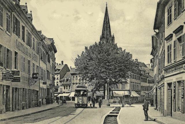 Oberlinden ist Freiburgs ältestes Siedlungsgebiet