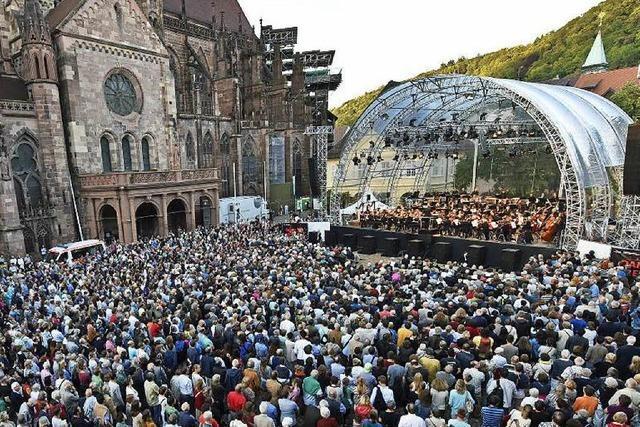 Die SWR-Sinfoniker nehmen Abschied von Freiburg
