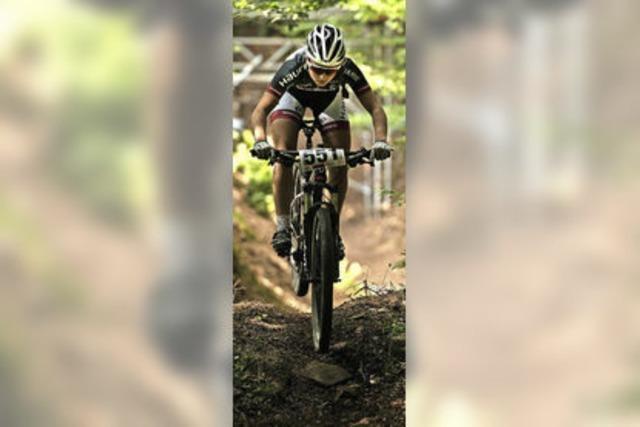 Kompletter Medaillensatz für Nachwuchs-Mountainbiker