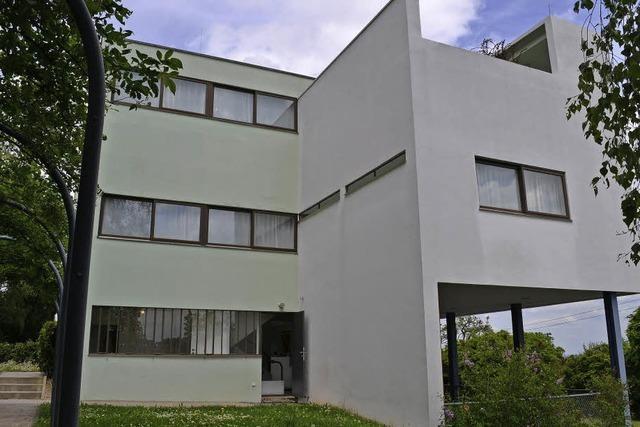 Das Stuttgarter Wohnhaus von Le Corbusier gehört nun zum Weltkulturerbe