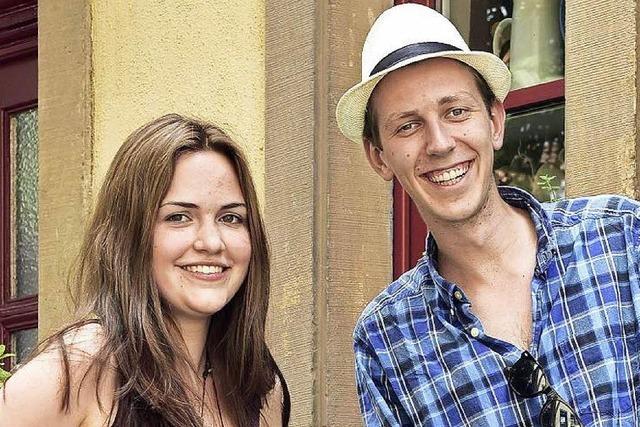 Junge Freiburger mit Lyrikpreis ausgezeichnet