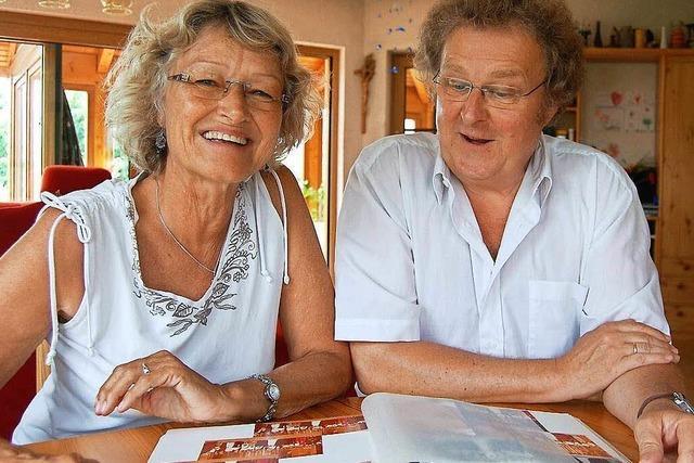 Paare, die ein Leben lang zusammenbleiben