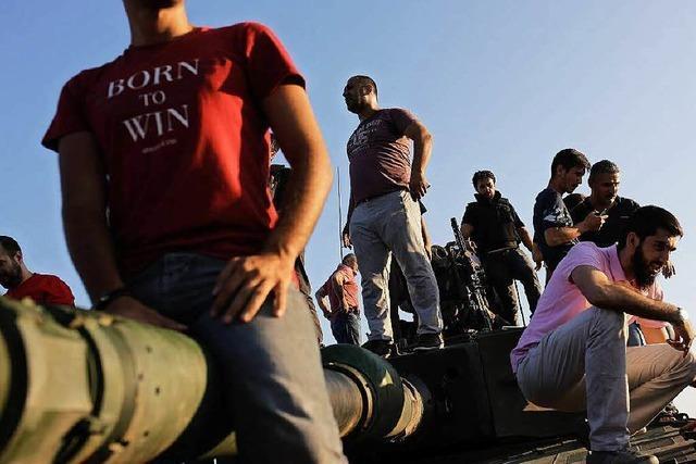 Türkische Debatte über Todesstrafe verstört die EU