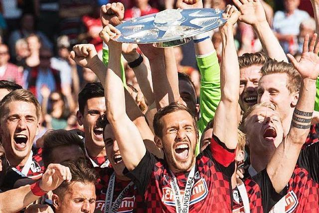 SC Freiburg fairstes Team der Liga – 25.000 Euro Preisgeld