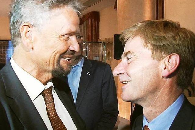 Bundestagskandidaten: Matern von Marschall nominiert, Gernot Erler zögert