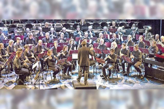 Southern Brussels Concertband gastiert in Höchenschwand