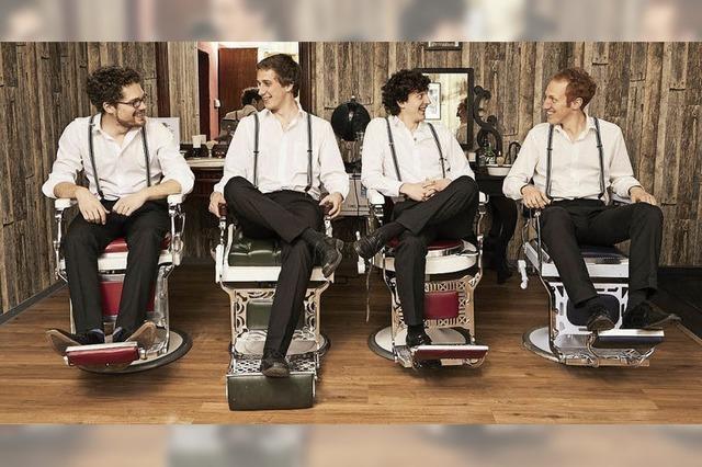 Das A-Cappella-Quartett