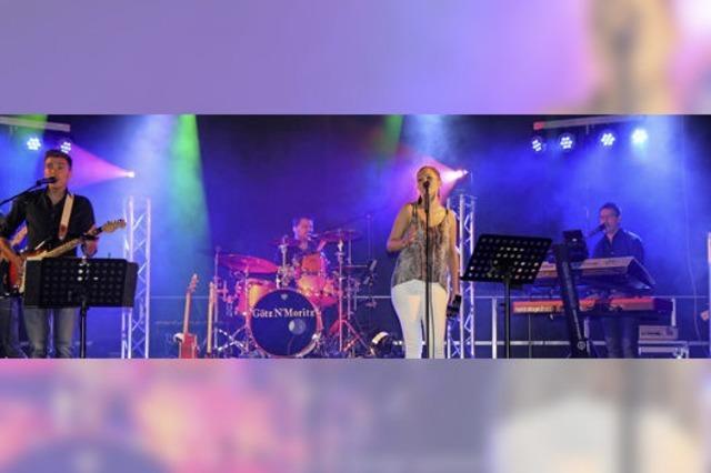 Eröffnung mit Musik und 500 Gästen