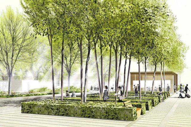 Weniger Urbanität, dafür mehr Grün