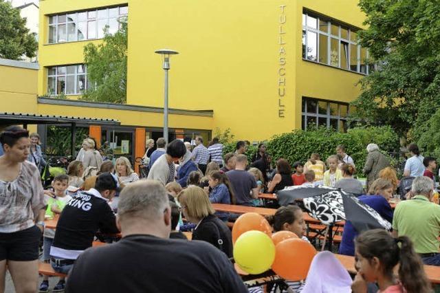 Die Tullaschule hat ihr Jubiläum auf einer Zähringer Festmeile gefeiert