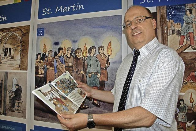 Comics zu St. Martin