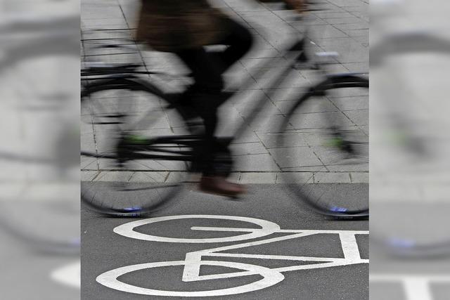 2016 sollen zehn Kilometer Radwege gebaut werden