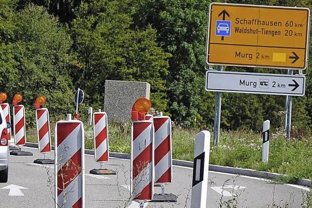Bypass im Rothaus als rasche Lösung