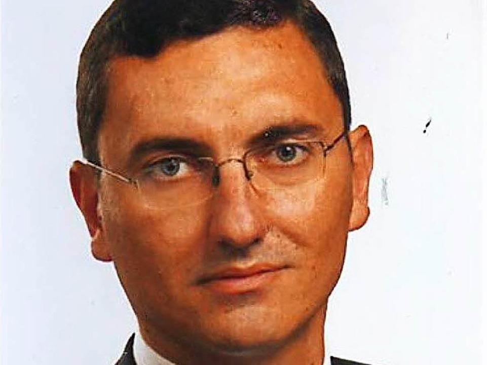 Der Freiburger AfD-Politiker und Anwalt Dubravko Mandic  | Foto: privat