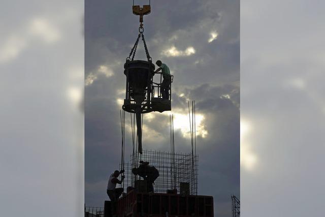Unmut in regionaler Baubranche: