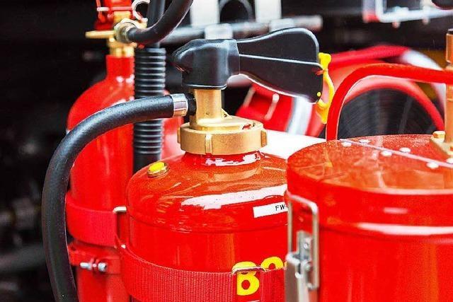 Zimmerbrand: Ermittler gehen von Brandstiftung aus