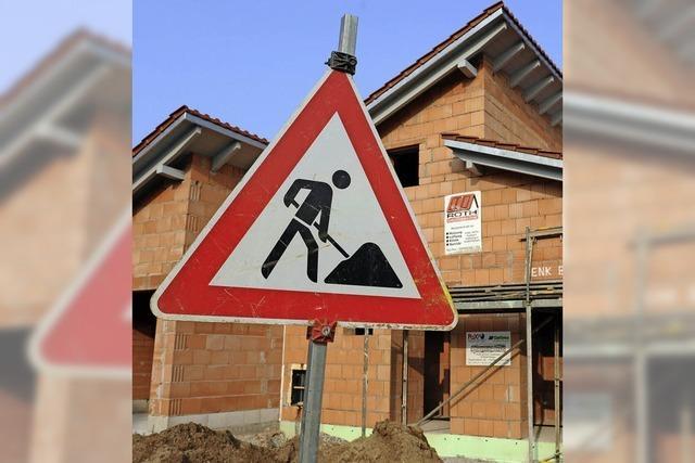Ratsmehrheit für neues Baugebiet in Weisweil