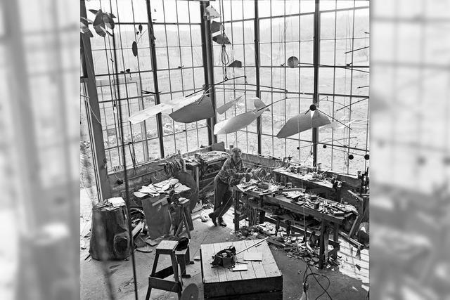 Fondation Beyeler ehrt Alexander Calder mit Führung und Talk