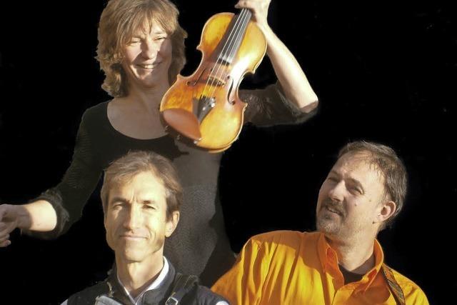 Trio Oranje, Etienne Favre, Ratzfatz und The Tiny Ballroom Orchestra in Denzlingen