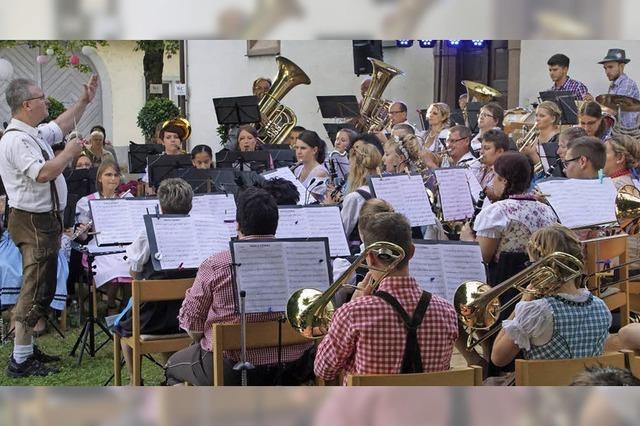 Musik aus den Alpen