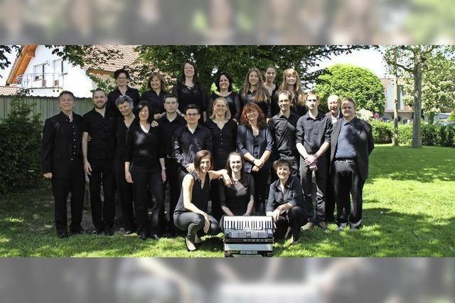 Harmonikafreunde Müllheim in Müllheim