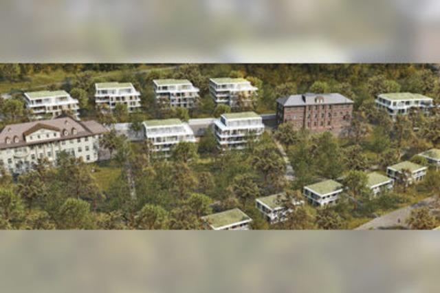 Anlieger hadern mit dem Investor vom Reichswaisenhaus-Areal