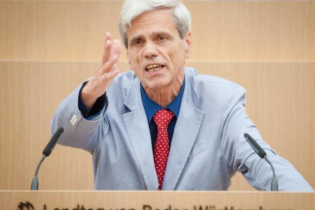 Schlichtungsmission bei AfD-Fraktion gescheitert – Gedeon in Konstanz abgewählt