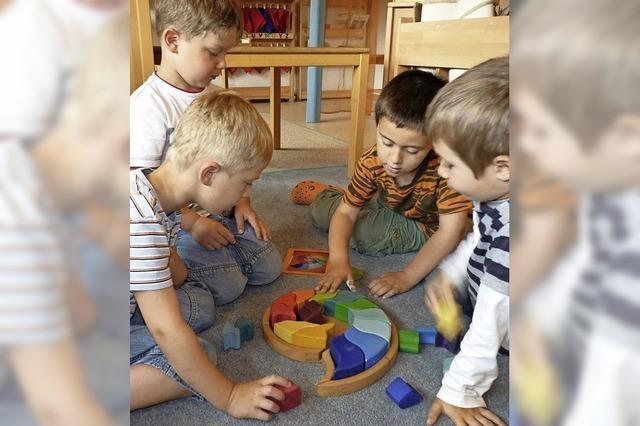 Kindergarten wird wieder teurer