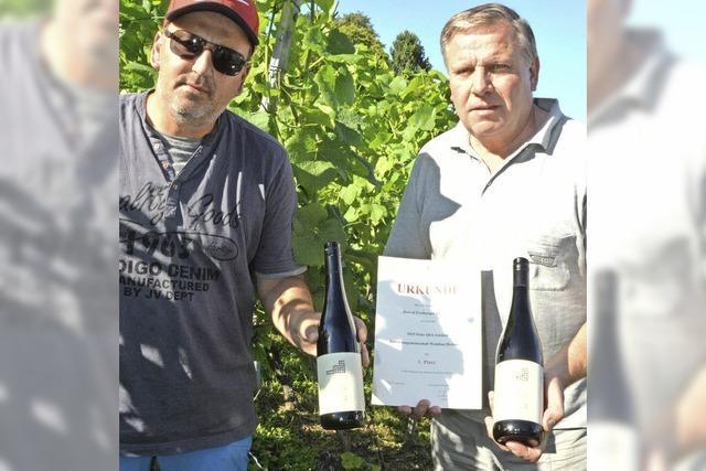 IG Weinbau hat Erfolg mit der Sorte Prior