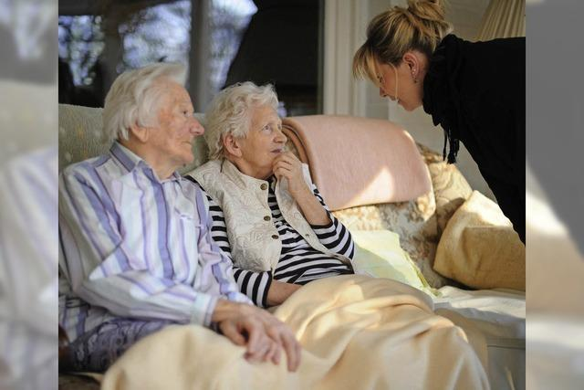 Hohe Erwartungen an den Teilhabeplan für Senioren