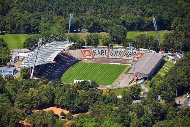 Beschluss nach zehn Jahren: Karlsruhe baut dem KSC neues Stadion