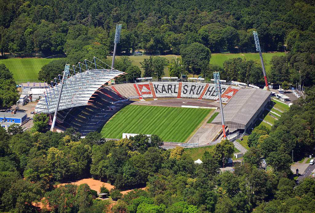Stadion Ksc Karlsruhe