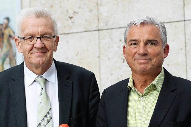 CDU: Strobl fehlen noch Vertraute für sein Ministerium