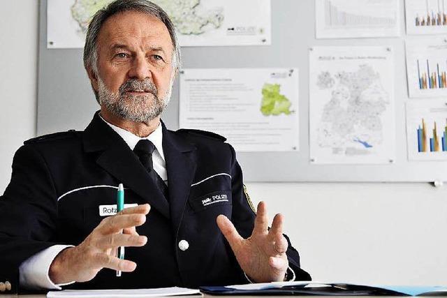 Freiburger Polizeichef: