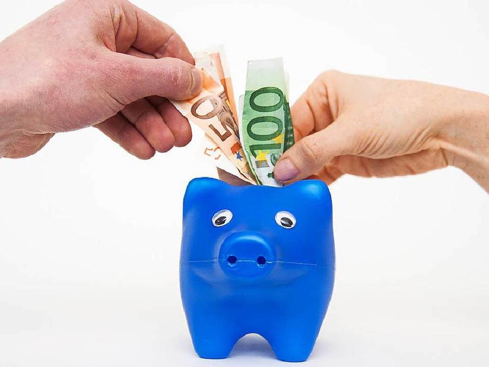 Haushaltsdefizit in Freiburg: Ein Grund für eine Finanzdepression?  | Foto: dpa-tmn