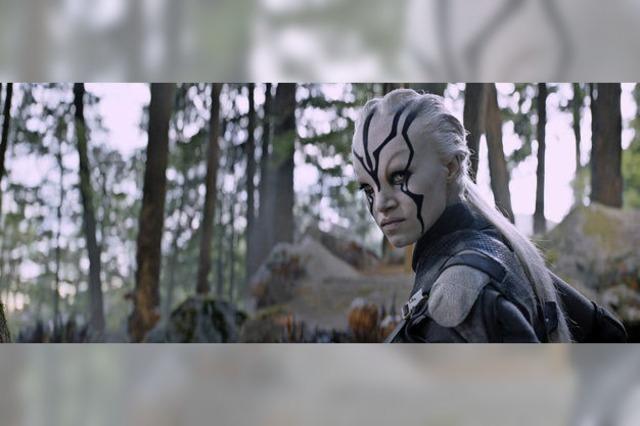 """Zoe Saldana aus """"Star Trek Beyond"""" über Science-Fiction, Schönheit und Frauen"""