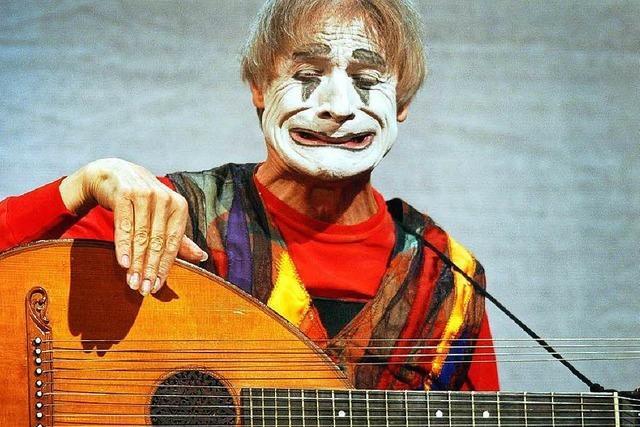 Schweizer Clown Dimitri mit 80 Jahren gestorben