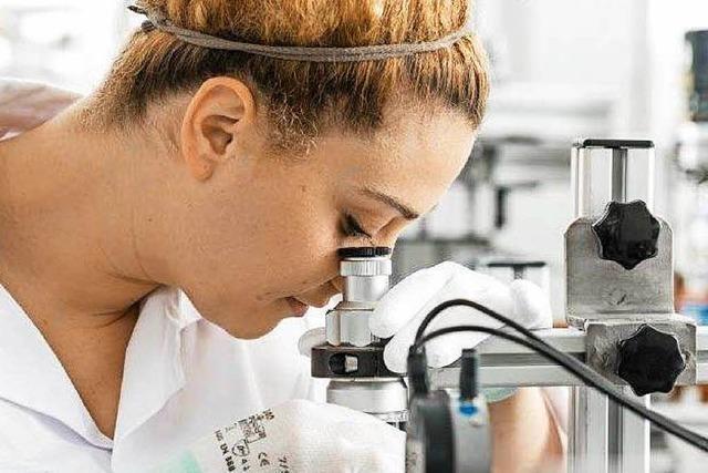 Micrometal sucht Mitarbeiter für Hauptsitz in Müllheim